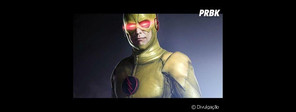 """Em """"The Flash"""", Flash Reverso já voltou a ser um problema para Barry (Grant Gustin)"""