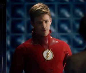 """Em """"The Flash"""", Barry (Grant Gustin) está trabalhando em cura para metahumanos"""