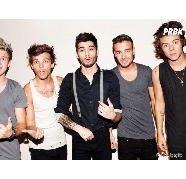 """Integrantes do One Direction soltam versão acústica de """"Steal My Girl"""" e surpreendem os fãs"""