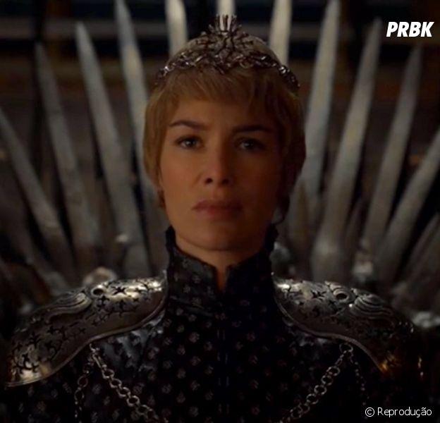 """De """"Game of Thrones"""": Lena Headey revela que Cersei terá muitos altos e baixos na 8ª temporada"""