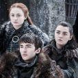 """De """"Game of Thrones"""", na 8ª temporada: todo mundo choru durante a leitura do último roteiro"""