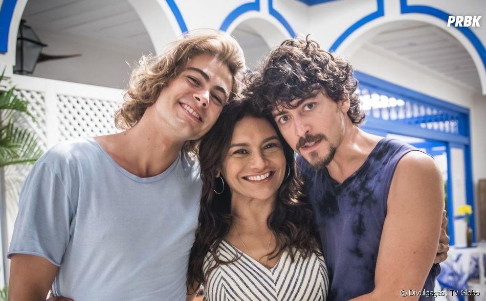 """Novela """"Verão 90"""" alcança 30 pontos de audiência, no Rio de Janeiro"""