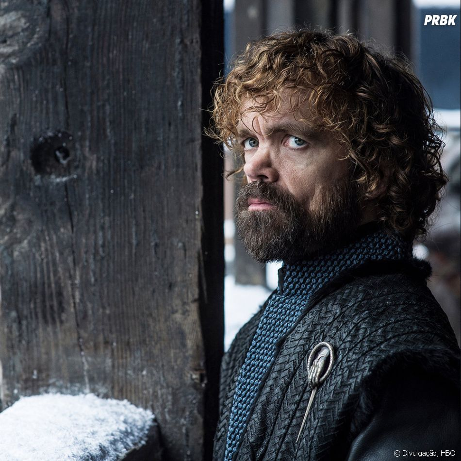 """De """"Game of Thrones"""", na 8ª temporada: será que Tyrion ( Peter Dinklage ) pode morrer?"""