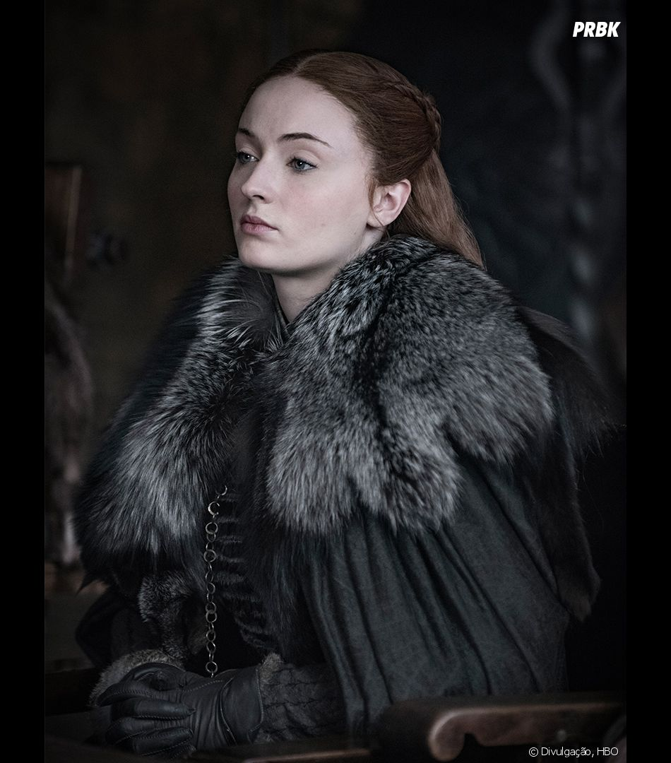 "De ""Game of Thrones"", na 8ª temporada: qual será a trama de Sansa (Sophie Turner)?"