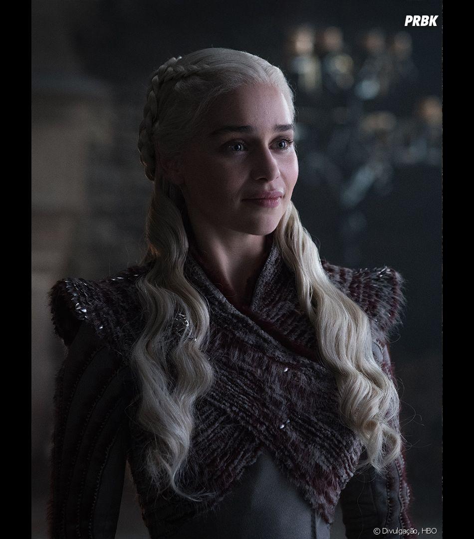 """De """"Game of Thrones"""", na 8ª temporada: o que esperar de Daenerys (Emilia Clarke)?"""
