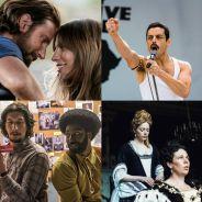 Escolha algumas atrizes da Globo e te diremos qual filme do Oscar 2019 você é