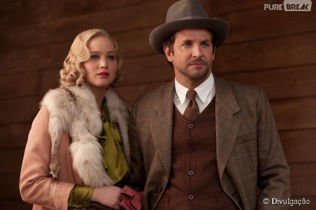 "Jennifer Lawrence e Bradley Cooper repetem parceria em ""Serena"""