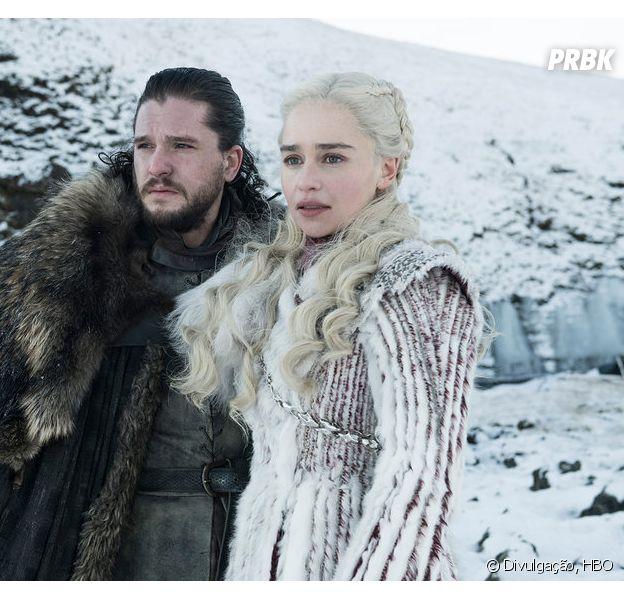 "Entertainment Weekly libera imagens inéditas de""Game of Thrones"""