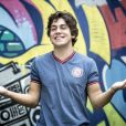 Daniel Rangel será um dos protagonistas de nova série da Globo