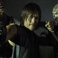 """Na 5ª temporada de """"The Walking Dead"""": Daryl, Michonne e outros miram em zumbis!"""