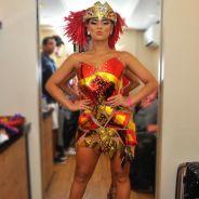 Anitta e Preta Gil mostraram o que é sororidade ao ajudarem Lexa nesse Carnaval