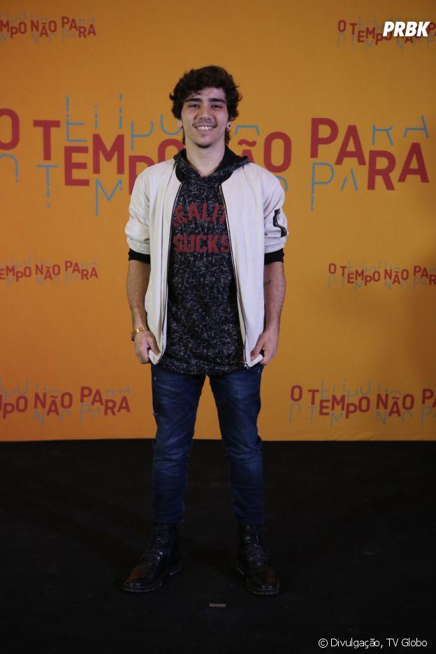 """João Fernandes será Tadeu em """"Malhação - Toda Forma de Amar"""""""