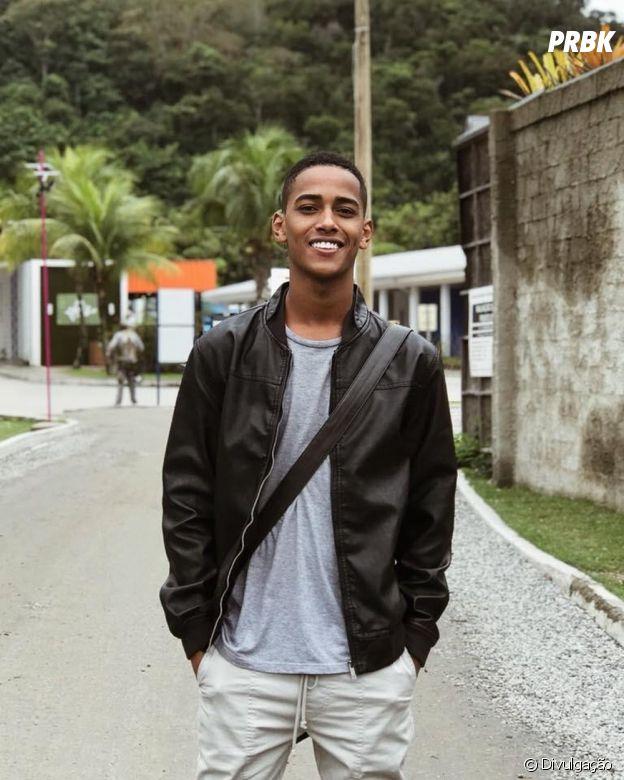 """João Fernandes será Serginho em """"Malhação - Toda Forma de Amar"""""""