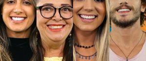 """Saiba quem saiu no Paredão do """"BBB19"""" entre Carol Peixinho, Tereza, Hariany e Alan"""