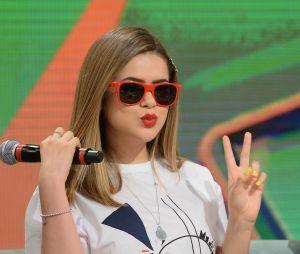 Com 16 anos e prestes a estrear o próprio talk show, Maisa Silva se cansa e rebate rumores de gravidez