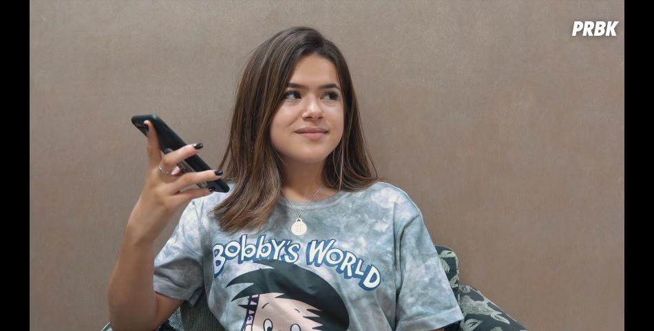 Maisa Silva não aguenta mais ler manchetes sensacionalistas de que está grávida