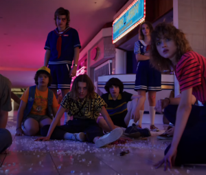 "Confira o novo trailer de ""Stranger Things"""