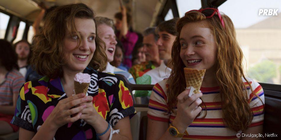 """Em """"Stranger Things"""": o que falar dessa amizade do milênio na 3ª temporada?"""