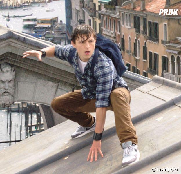 """Em """"Homem-Aranha: Longe de Casa"""": confira novos pôsteres do filme!"""