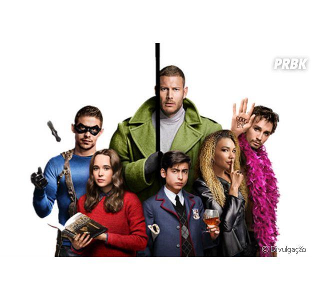 """""""The Umbrella Academy"""" ganha 2ª temporada após renovação da Netflix!"""