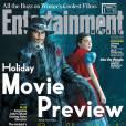 O filme estrela Johnny Depp no papel do Lobo Mau.