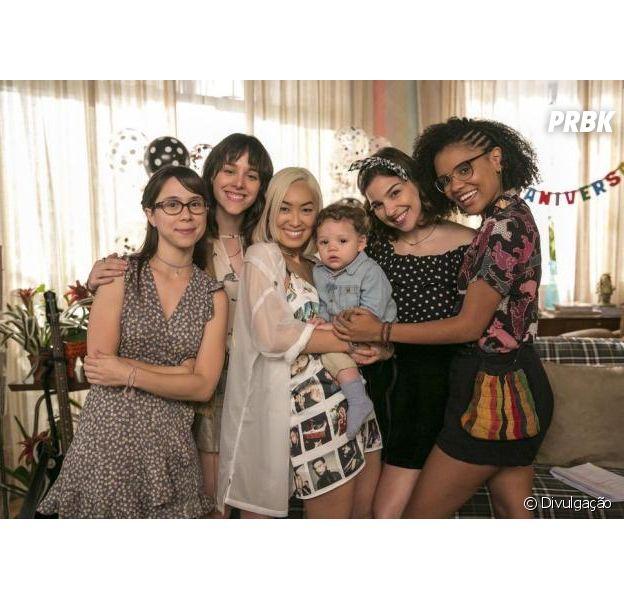 """Já temos uma previsão para """"As Five"""", spin-off de """"Malhação - Viva a Diferença"""" ser liberado na GloboPlay!"""