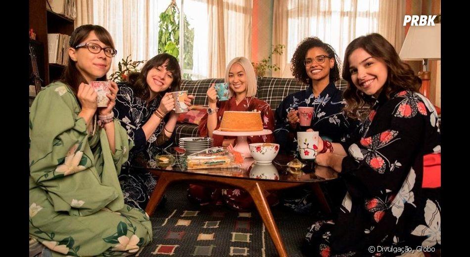 """O spin-off de """"Malhação - Viva a Diferença"""", """"As Five"""", deve sair em novembro na GloboPlay"""