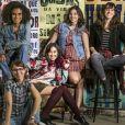 """""""As Five"""" mostra reunião das meninas após """"Malhação - Viva a Diferença"""""""