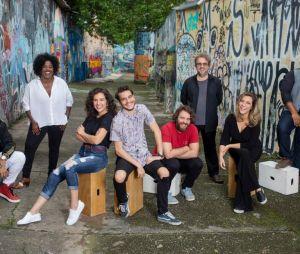 """Com Kéfera, conheça o elenco de """"Ninguém Tá Olhando"""", nova série brasileira da Netflix"""
