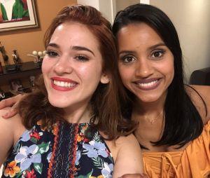 """No """"BBB18"""", Gleici e Ana Clara sempre foram amigas, desde a época do reality"""