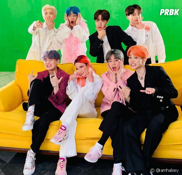 "BTS finalmente lança ""Boy With Luv"", parceria com Halsey, e quebra a internet com comeback em ""MAP OF THE SOUL: PERSONA"""