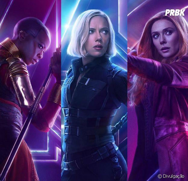 """""""Vingadores: Ultimato"""": responda algumas perguntas e te diremos qual heroína da Marvel você é"""