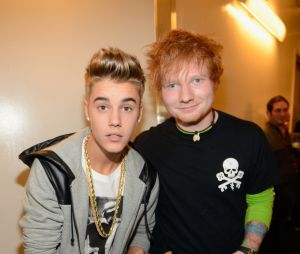 Justin Bieber e Ed Sheeran vêm trocando mensagens suspeitas e fãs pedem feat.!