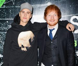 Já não é de hoje que queremos um feat. entre Justin Bieber e Ed Sheeran, hein?