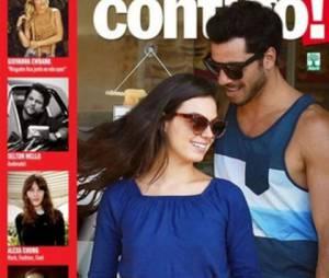 A revista Contigo! chegou a especular que Isis Valverde e Uriel Del Toro estariam prestes a morar juntos