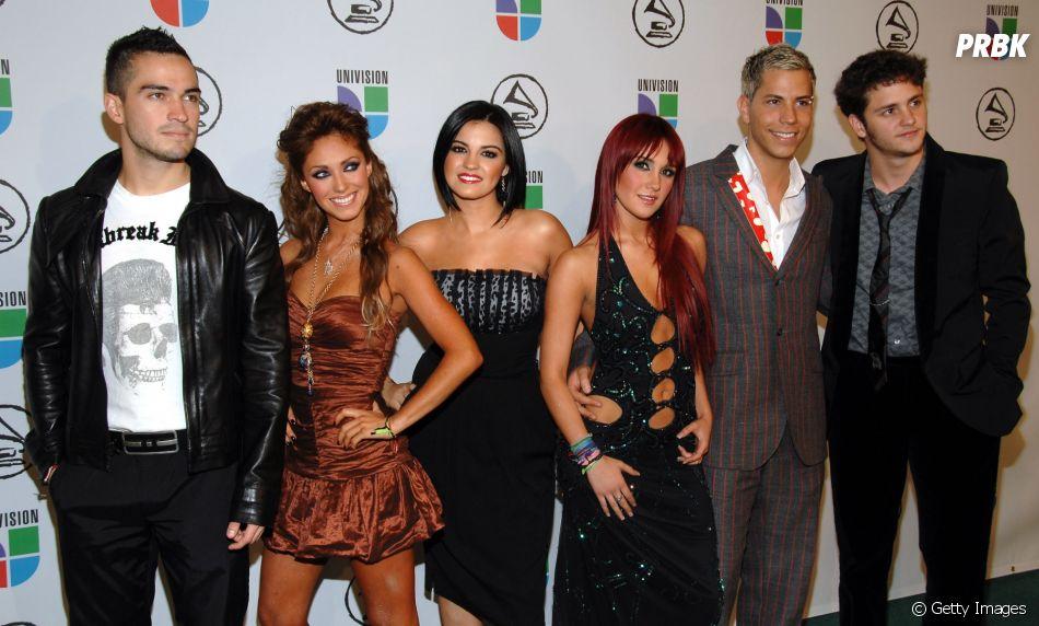 RBD não aceitou fazer o reencontro, mas dois integrantes vão subir aos palcos!