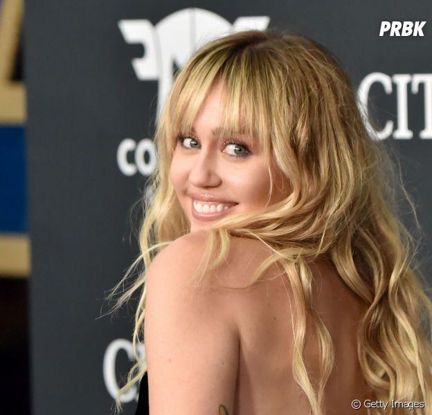 Miley Cyrus divulga trecho de música nova