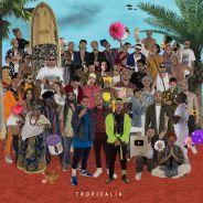 """O 3030 lançou um álbum chamado """"Tropicália"""" ele é diferente de tudo que o trio já fez"""