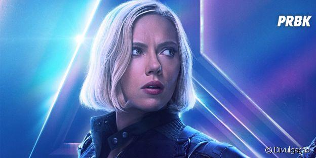 """Scarlett Johansson, além de viver a protagonista """"Viúva Negra"""", também será a produtora do filme"""