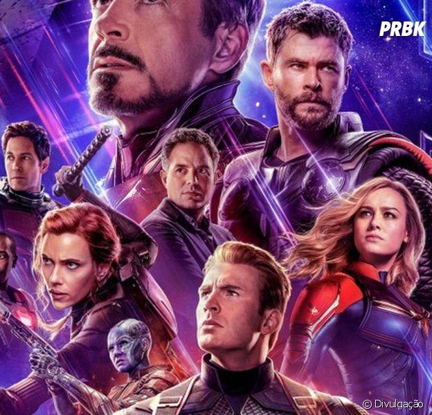 """Marvel anuncia próximos filmes do estúdio após """"Vingadores: Ultimato"""""""