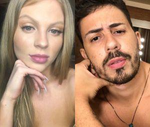Após briga entre Carlinhos Maia e Whindersson Nunes, Luisa Sonza se pronuncia e diz que nunca foi amiga dele