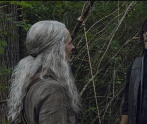 """Negan (Jeffrey Dean Morgan) pode se aproximar dos Sussurradores em """"The Walking Dead"""""""