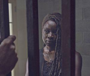 """Michonne (Danai Gurira) confiará mais em Negan (Jeffrey Dean Morgan) após ação do vilão em """"The Walking Dead"""""""