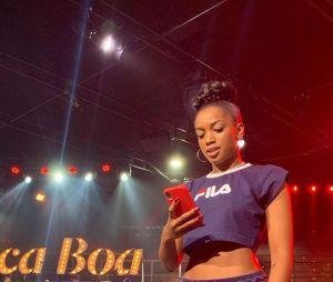 """Além do """"The Voice"""", IZA também está no comando do """"Música Boa Ao Vivo"""" no canal Multishow"""