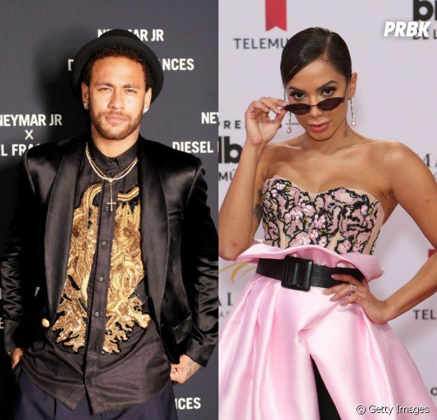 Entenda tudo que rolou com a Anitta e o Neymar nesse final de semana