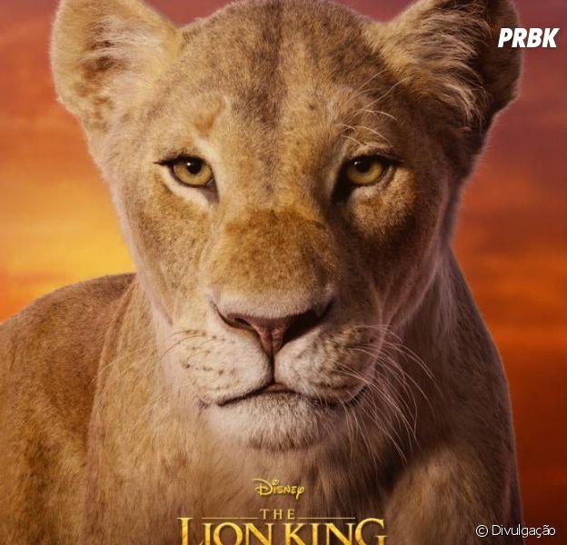 """""""O Rei Leão"""": Nala (Beyoncé) ganha mais destaque em novo trailer"""
