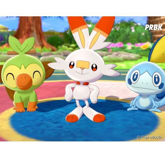 """Nintendo divulga data de lançamento de Pokémon """"Sword"""" e """"Shield"""""""