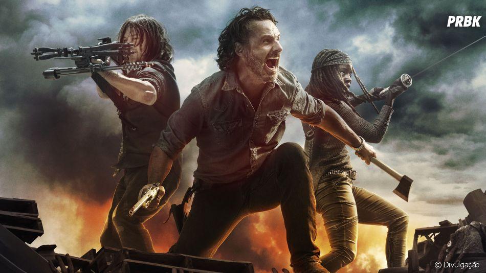 """The Walking Dead"" ganhará um novo spin-off"