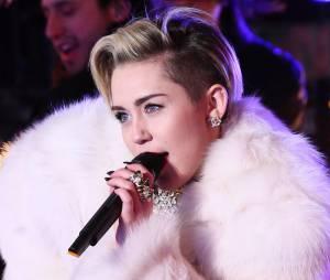 "Miley Cyrus causou na era ""Bangerz"", em 2013"