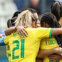 Foi por pouco! Seleção Brasileira perde para a Austrália no jogo desta quinta (13)